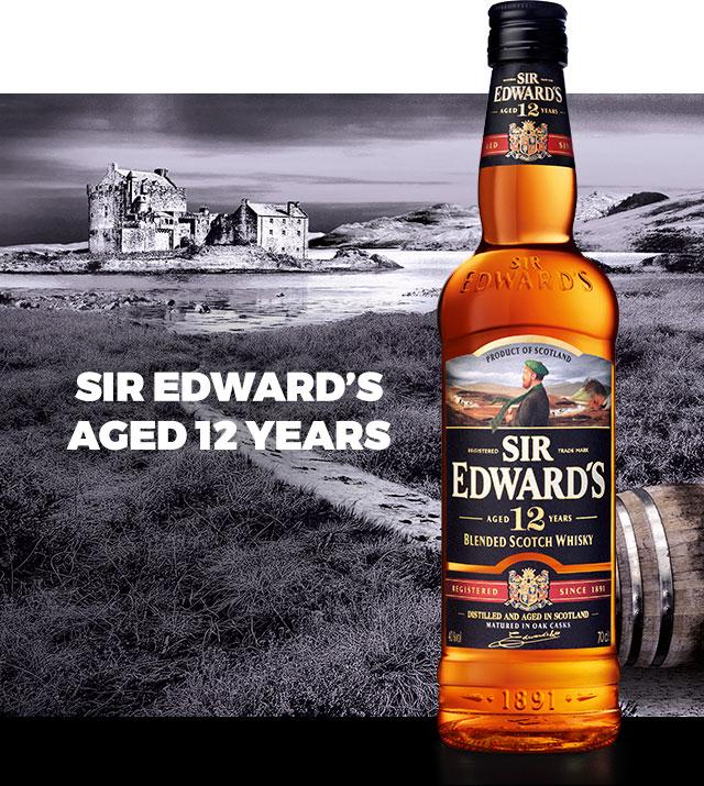 SIR EDWARD'S AGED 12 YEARS